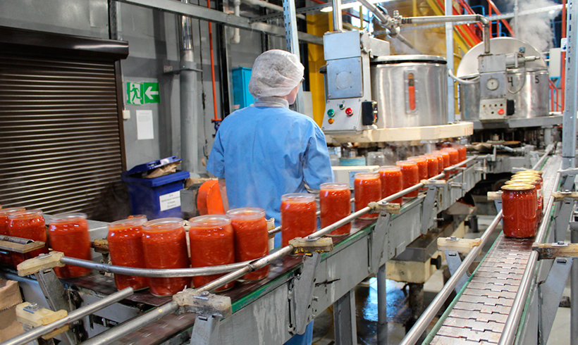 Производство соусов