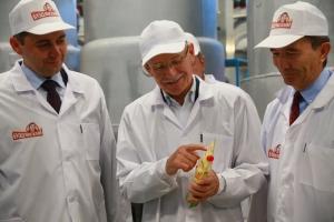 Открыто первое в Башкирии  производство майонеза
